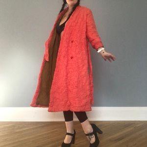 Vintage 1950s Altman & Co. Fifth Avenue coat.